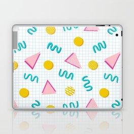 Geometric Memphis Laptop & iPad Skin