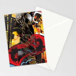 Exquisite Corpse: Round 3 Stationery Cards