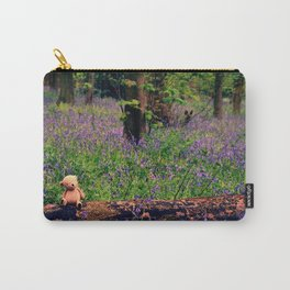 Bluebells =) Carry-All Pouch