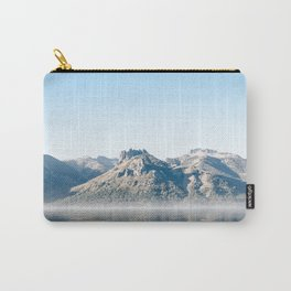 beach in lake meliquina Carry-All Pouch
