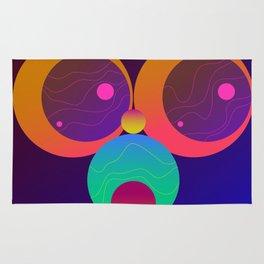 Monkey Planets (1/2) Rug