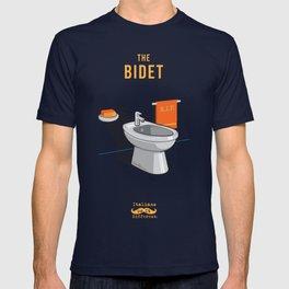 Italians Do It Different - Bidet T-shirt