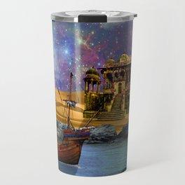 An Arabian Adventure Travel Mug