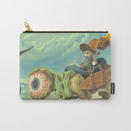 """The Search, 13""""x24"""" Carry-All Pouch"""