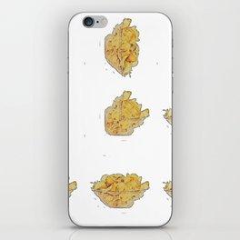 Crisp bowl bywhacky iPhone Skin