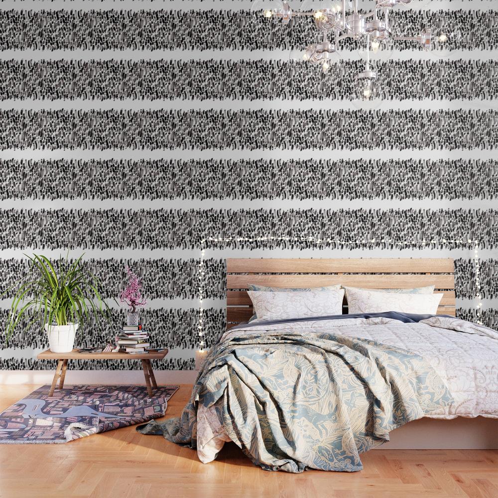 Ink Dance Wallpaper by Budikwan WPP3078138
