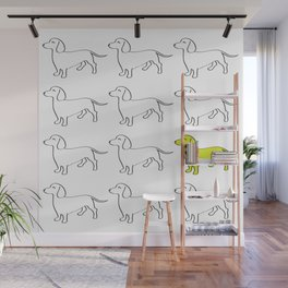 Weenie Collective Wall Mural