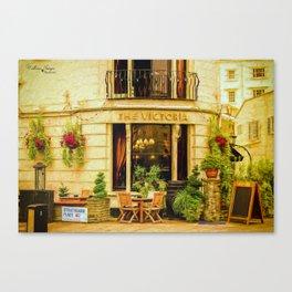 The Victoria Canvas Print