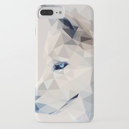 Winter, the Wolf iPhone Case