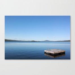 Rangeley, Maine  Canvas Print