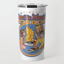 DEVIL'S MUSIC SING-ALONG Travel Mug