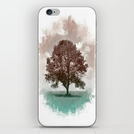 Me Without You iPhone Skin