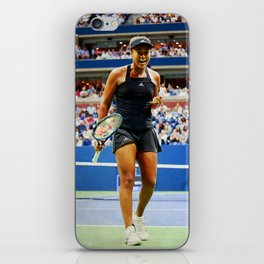 Naomi Osaka Tennis Champion iPhone Skin