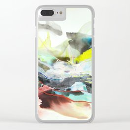 Day 76 Clear iPhone Case