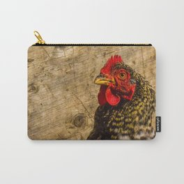 Chicken Time Carry-All Pouch