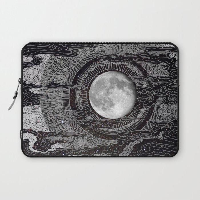 Moon Glow Laptop Sleeve