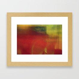 Go Hard in the Paint Framed Art Print