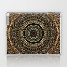Fractal Kaleido Study 001 in CMR Laptop & iPad Skin