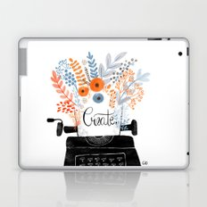 Create | Typewriter Laptop & iPad Skin