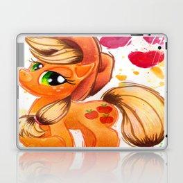 AppleJack My Little Pony Watercolor Laptop & iPad Skin