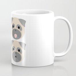 Pug Bleps Coffee Mug