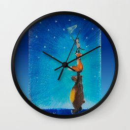 And one more for Bunny Wall Clock