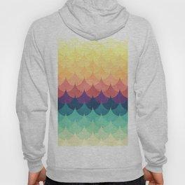 Sailing in Rainbow Waves Hoody