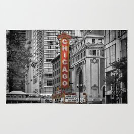 CHICAGO State Street Rug