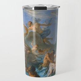 The Abduction of Europa by Noel-Nicolas Coypel, 1727 Travel Mug