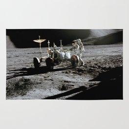 Apollo 15 - Moonwalk 1971 Rug