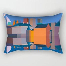 The Hague Double Faced Rectangular Pillow