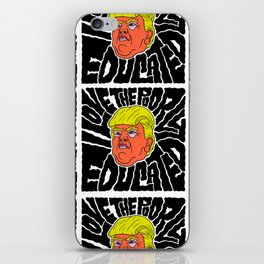 Trump loves the Poorly Educated iPhone Skin