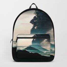 Mount Agung Volcanic Eruption Backpack