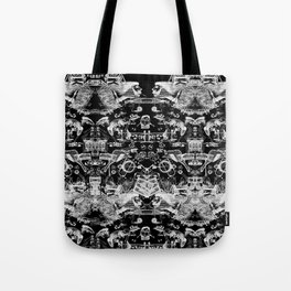 The road to Sochi Tote Bag