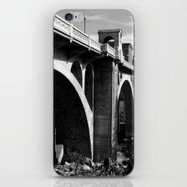 Majestic Above its Waters iPhone Skin