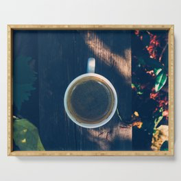 Cup of joe Serving Tray