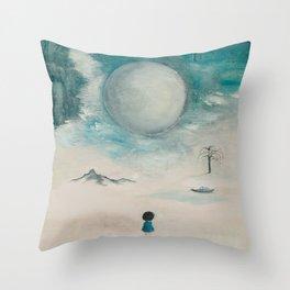 A Matter of Zen Throw Pillow