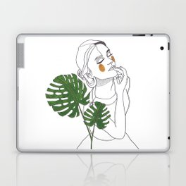 Green Time in the Meantime - 1 Laptop & iPad Skin
