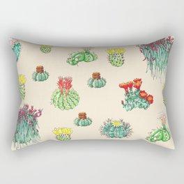 Cactusland Rectangular Pillow