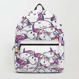 a lot of unicorns Backpack