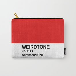Netflix and Chill Carry-All Pouch