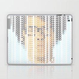 The IT Crowd Laptop & iPad Skin