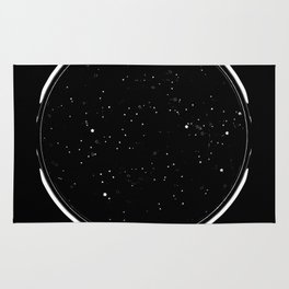 Artificial Stars by Artificial Lights Rug