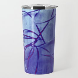 metal wire solarized Travel Mug