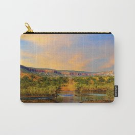 Sunset on the Cockburn Range - The Kimberley Carry-All Pouch