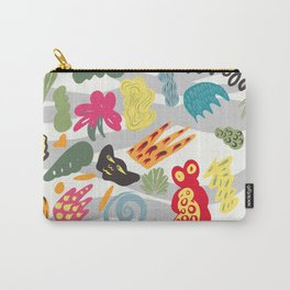 Moji friends Carry-All Pouch
