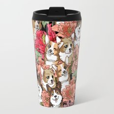 Because Corgi Travel Mug