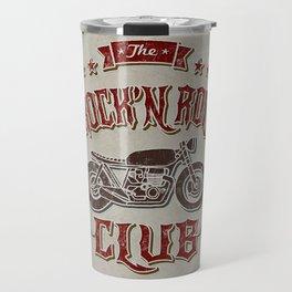 Rock 'n Roll Motorcycle Club Travel Mug