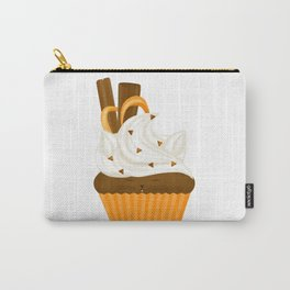 Caramel Cuppycat Carry-All Pouch