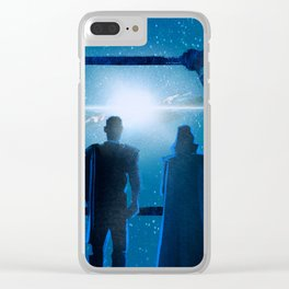 So, King of Asgard. Where to? Clear iPhone Case